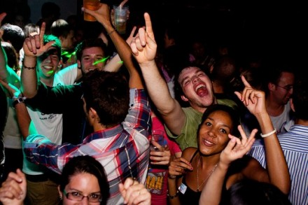 Jirka Matousek Integration Party (CC BY 2.0)