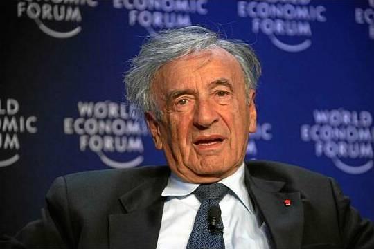 אלי ויזל (World Economic Forum / Remy Steinegger CC BY-SA 2.0)