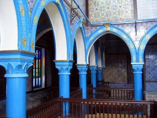 בית הכנסת בג'רבה (רפרם חדד)