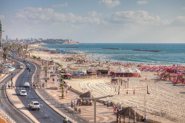 הנדלן המבוקש בעיר (israeltourism, CC BY-NC-ND 2.0)