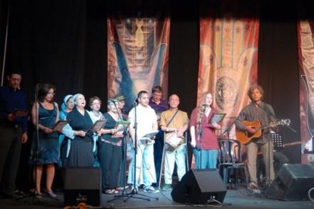 קהילות שרות לפיוט ולניגון (צילום: אסף אוחנה)