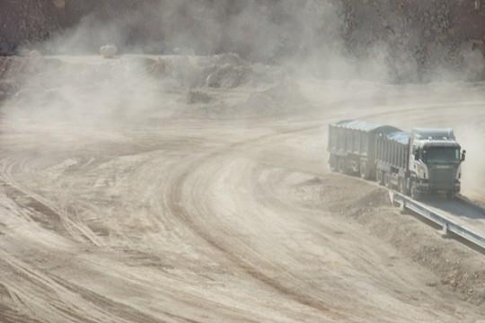 מכרה בריר (צילום: בתיה רודד)
