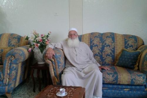 עבד אל-קאדר עת'אנה (צילום: אורלי נוי)
