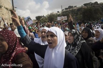 הנשים שהרשו להכנס למסגד אל אקצא (אקטיבסטילס)