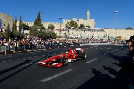 מרוץ פורמולה בירושלים (Eugene Kaspersky CC BY-NC-SA 2.0)