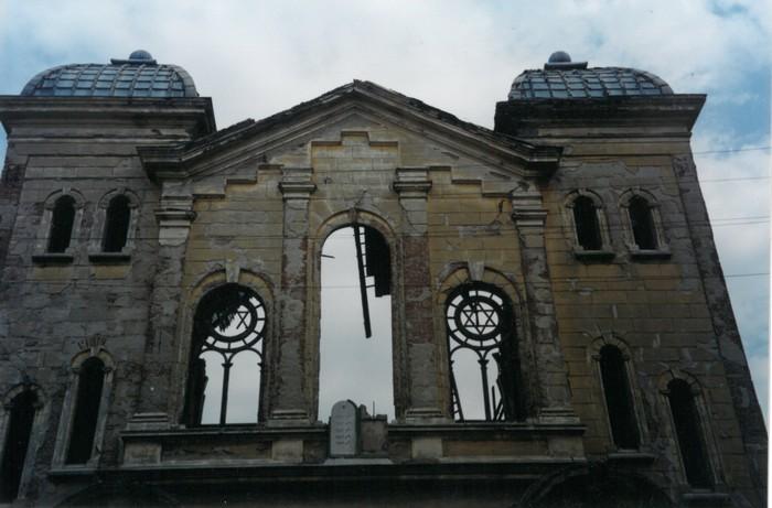 """בית הכנסת """"אל-גרנדה קאל דה-אנדרנה"""" באיסטנבול (סטלה עובדיה)"""