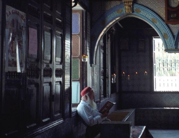 בית הכנסת בג'רבה (upyernoz CC BY 2.0)