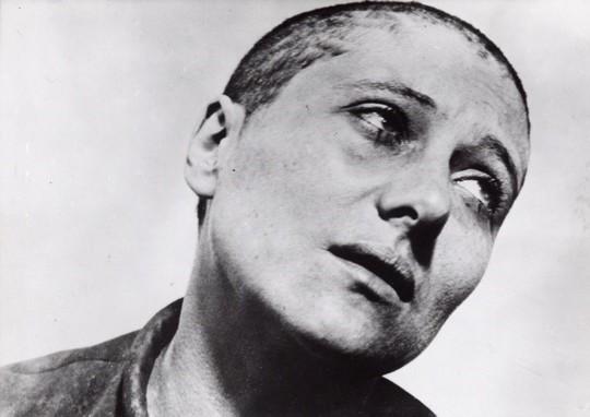 צילום מסך מתוך הסרט ז'אן דארק (1928)