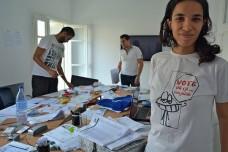 סיבוב שני: המנהיג החילוני ופעיל זכויות האדם יתחרו על נשיאות תוניסיה