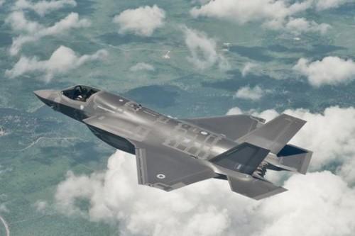 מטוס F-35. הביצועים מוטלים בספק. (Tiger 2000 CC BY-NC 2.0)