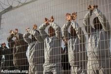 """חולות: מבקשי המקלט קופאים מקור כמו כל אסיר אחר בשב""""ס"""