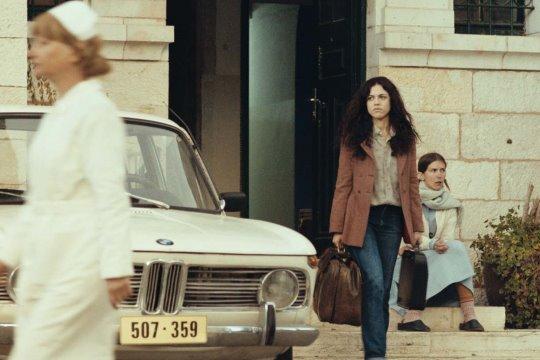 """מתוך הסרט """"יונה"""" בבימויו של ניר ברגמן (יח""""צ)"""
