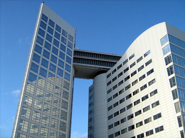 בית הדין הבינלאומי הפלילי בהאג (ekenitr CC BY-NC 2.0)
