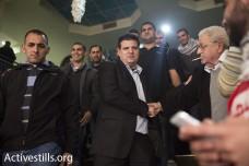 משבר השמאל הערבי בישראל