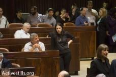 שקד רוצה לחקור פגיעות בפלסטינים? הנה רשימת הצעות ראשונית