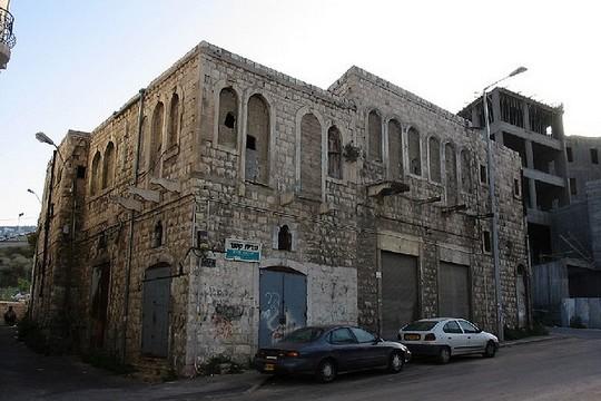 בית פלסטיני בחיפה (gnuckx CC BY 2.0)