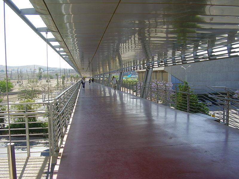 גשר מקסיקו - באר שבע של מעלה, באר שבע של מטה (pikiwikisrael : CC-BY-2.5)