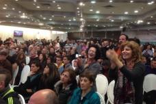 השקת קמפיין הערבית של הרשימה המשותפת, נצרת (סמאח סלאימה אגבאריה)