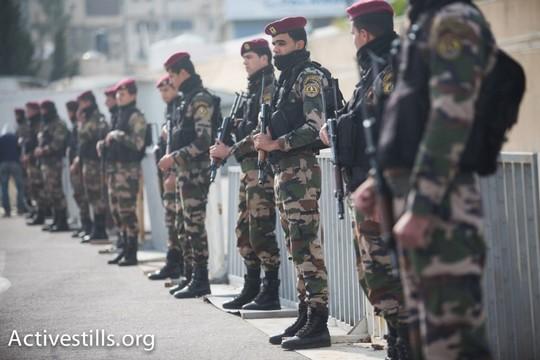 שוטרים פלסטינים, רמאללה (אקטיבסטילס)