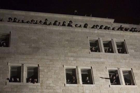 הפגנת חרדים נגד גיוס, ירושלים (טוהר לב ג'יקובסון)