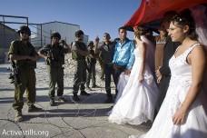 """עתירה לבג""""צ: ישראל מונעת מכלה מעזה להגיע לחתונתה"""