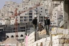 השקר של הקפאת הבניה בירושלים