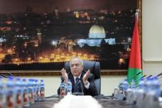 סלאם פיאד ראש הממשלה הפלסטינית לשעבר. (צילום ארכיון: Mazur/catholicchurch.org.uk)
