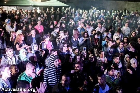 """פסטיבל דהמש לקראת הדיון הגורלי בבג""""ץ (יותם רונן/אקטיבסטילס)"""