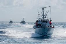 ספינות חיל הים לא הותקפו היום ליד עזה