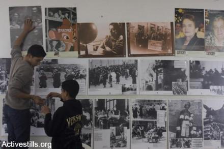 מוזיאון ללימודי השואה בכפר ניעלין, הגדה המערבית, 2009 (אורן זיו / אקטיבסטילס)
