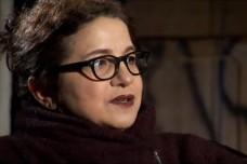 """ענת וקסמן (צילום מסך מתוך התוכנית """"שתי מדינות עם אחד"""" של דני קושמרו בערוץ 2)."""