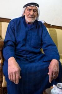 אבו ראיק, 79, בלעא, נפת טולכרם (בסאם אלמוהור)