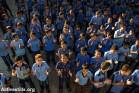ילדים בבית הספר בעזה (אן פאק / אקטיבסטילס)