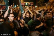 אלפי מפגינים נגד שוד הגז חסמו כבישים בתל אביב במשך שעות