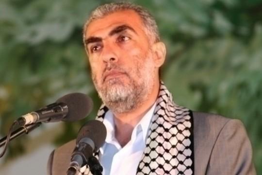 השייח' כמאל ח'טיב, סגן ראש הפלג הצפוני בתנועה האסלאמית (Sammo kudsi, CC BY-SA 3.0)