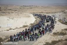 בכלא חולות ויתרו על הציבור בישראל, נאבקים למען העתיד של מדינותיהם