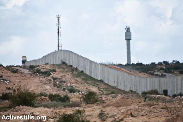 גבול עזה ישראל (אקטיבסטילס)