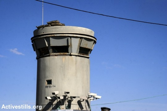 מגדל תצפית, אזור חברון (אן פאק / אקטיבסטילס)