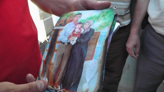 ממשפחת דוואבשה נותר רק ילד אחד. צילום: יש דין