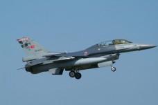 מטוס חיל האוויר התורכי (אילוסטרציה: Jerry Gunner)
