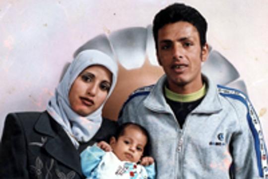 פיראס קסקס ומשפחתו