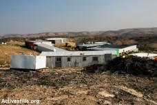 המדינה מתחילה בטיהור האתני של הכפר אום אל-חיראן בנגב