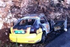 מתנחלים הציתו מכונית ובה משפחה פלסטינית: איש לא נענש