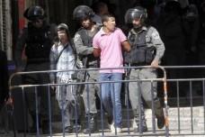 האבא חילץ חייל מעיסאוויה, הבן נעצר והוכה על ידי שוטרים