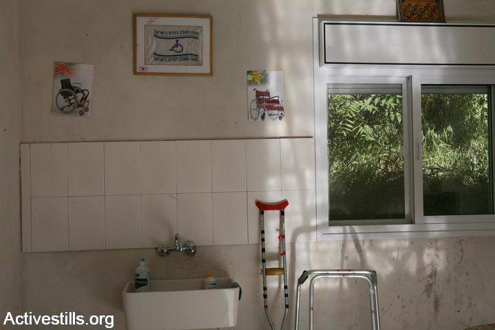 מרכז לנכים, ואדי ג'וז, ירושלים (קרן מנור / אקטיבסטילס)