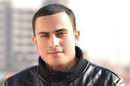 אחמד אלאנוק, בן 21, דיר אל-בלח (אחמד אלאנוק)