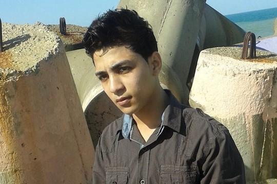 אנאס ג'נינה, בן 20, שוג'אעיה (אנאס ג'נינה)