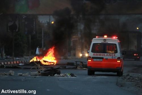 לפלסטינים אסור ליפול שוב במלכודת האלימות הישראלית