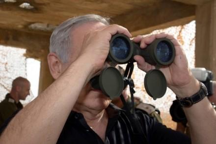 """רואה למרחקים: בנימין נתניהו (לע""""מ)"""