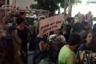 הפגנה לסגירת אלנבי 40 (אבי בלכרמן)